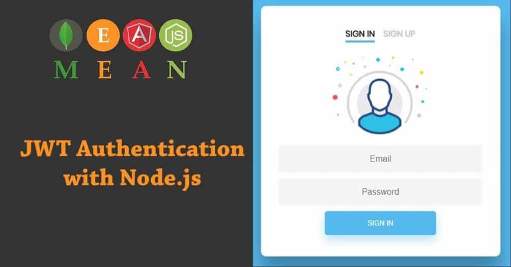 JWT Authentication with Node.js