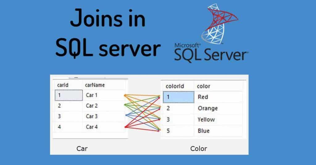 Join in SQL Server